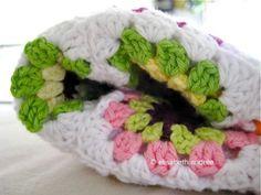 colorful blanket by elisabeth andree