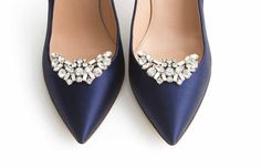Jewelry for Your Shoes.