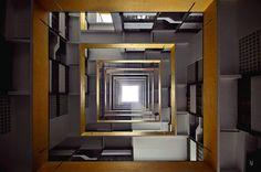 vertical horizons by romain jacquet-lagreze