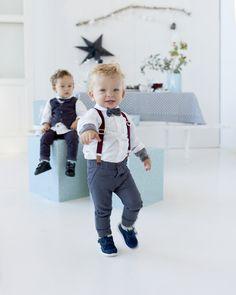 Prenatal jongens peuter blouse