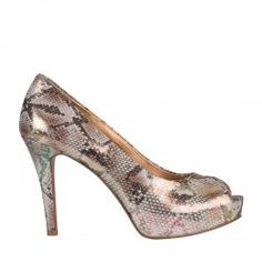 ¡Zapato Pump Camya3 a $1,649 en Nine West!