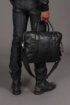 John Varvatos Laptop Case