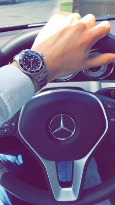 Rolex Driving