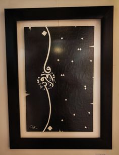 Arabic Calligraphy Art, Arabesque, Islamic Art, Crafty, Frame, Culture, Quotes, Design, Picture Frame