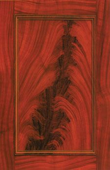 Graining is the practice of imitating wood-grain on a surface such as ...fauxfx.com