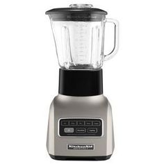 5-Speed Architect® Series Blender with 48-Oz. 1.42L) Glass Pitcher (KSB655CS Cocoa Silver) |