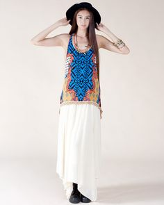love this boho chic look!