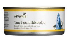 Levevis Tun i solsikkeolie | Forbrugerrådet Tænk Kemi