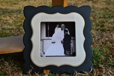 SAMPLE  5x5 8x8 DOUBLE stack custom made frame by TheShabbyBloom, $68.00