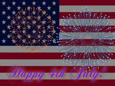 4th of July Background Wallpaper