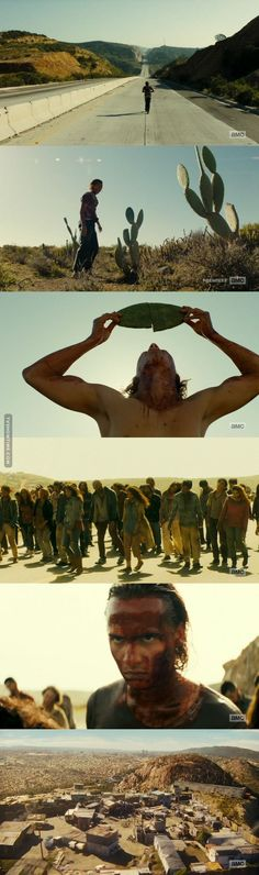 'Fear The Walking Dead' Season 2, Episode 8, Grotesque