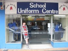 Isaac Likes: #764 What's in store at School Uniform Centre