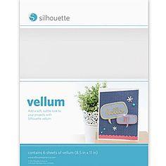 Silhouette - Media Vellum