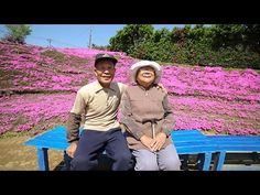 Loving Husband Spends 2 Years Planting Thousands Of Flowers For His Blind Wife To Smell | Bored Panda