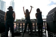 Krewella @ Ultra Music Festival 2013
