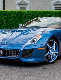 Ferrari 599 Super America