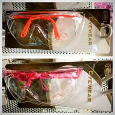 Also for the lab, #PrestigeMedical #goggles and #eyewear. Many colours available, all stunning!
