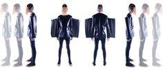 Marcos Paulo + Menswear Accordion Collection