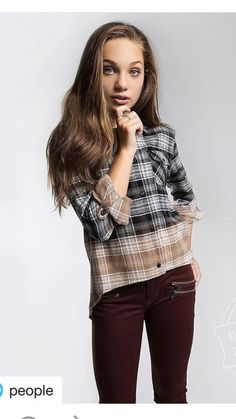 Her new clothing line u should go check it out maddiestyle.com