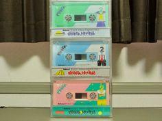 狂乱Nonaha日記: National 胸ドキドキ トキメキ カセットテープ