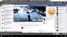Girl fake id on Facebook