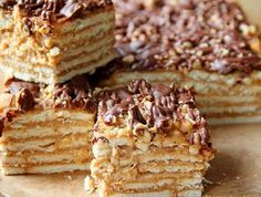 Snickers without baking Cookie Recipes, Dessert Recipes, Sweet Desserts, Keto Snacks, Cakes And More, Easy Cooking, No Bake Cake, Sweet Tooth, Food Porn