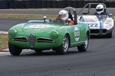 Alfa Romeo Honored at Portland Historics