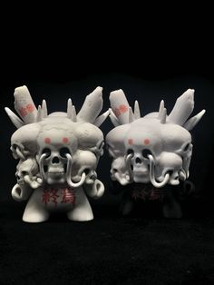 TTC Reviews: Arcane Divination Dunny Series by J*RYU x Kidrobot!