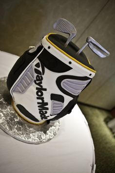 Grooms Cake, Golf Cake