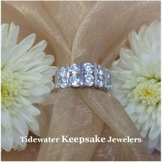 Diamond wedding or anniversary band (7) Tidewater Keepsake Jewelers