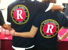 Birthday/Family Reunion shirts were a great success! The perfect addition to your next event!