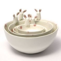 """Tramai is a design ceramic studio based in Italy and set up by an architect and a restorer. Its name means """"trap"""" in Friulano, our local language, Ceramic Studio, Ceramic Clay, Ceramic Plates, Porcelain Ceramics, Pottery Bowls, Ceramic Pottery, Clay Bowl, Pottery Designs, Handmade Pottery"""