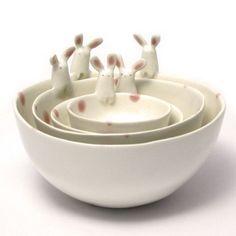 We Create Ceramic Creatures To Keep You Company