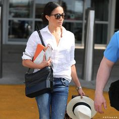 6419543a31a Meghan-Markle-Wearing-J-Crew-Airport 36th Birthday
