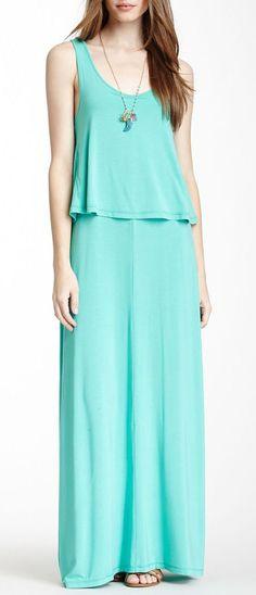 Alexis Silk Blend Maxi Dress