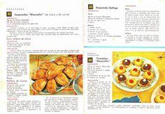 Recetario blancaflor 11/12 Carne, Food And Drink, Ideas, Nile River, Flower, Recipe Books, Food, Beverages, Food Cakes