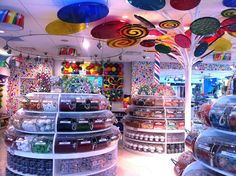 Fashion should always be as colorful and fun as candy! Dylan's Candy Store Open at The Grove Candy Trees, Dylan's Candy, Sugar Candy, Candy Shop, Sugar Sugar, Candy Store Design, Aunt Betty, Store Layout, Candy Brands