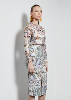 Gorman Collaborates with Mirka Mora   First Look   Broadsheet - Broadsheet