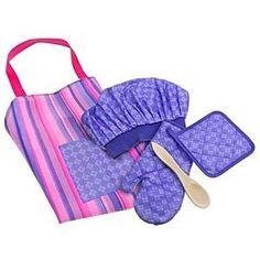 Easy-Bake Essentials Bake Wear Set - http://www.amazon4all.net/easy-bake-essentials-bake-wear-set/