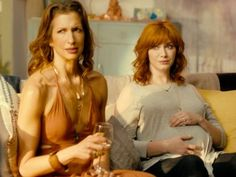 """Much Ado About """"Orange is the New Black"""" Star Alysia Reiner Local Moms, Female Friendship, Love Mom, Orange Is The New Black, Black Star, Christina Hendricks, Nyc, Actresses, Stars"""