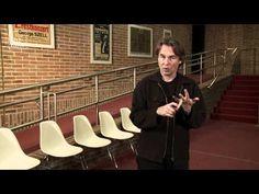 """Esa-Pekka Salonen probt """"Nyx"""" mit dem Symphonieorchester des BR - Probenstreiflicht - BR Nyx, Youtube, Orchestra, Stripes, Musik, Youtubers, Youtube Movies"""