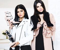 Guess what's coming this spring... The Kylie and Kendall Collection. #spring16 #spring2016 #KylieJenner #KendallJenner #kyliestyle #Kendallstyle