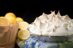 How To Make Meringue for Pie, Homemade Pie Recipes - MissHomemade.com