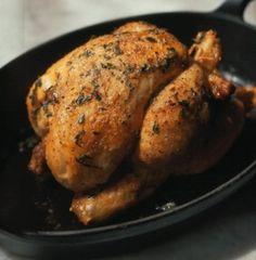 Roast Chicken Recipe | Thomas Keller If you want chicken recipes...