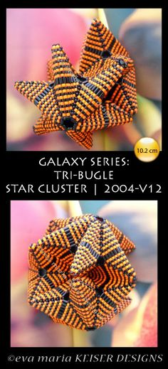 Keiser Designs Galaxy Series: Tri-Bugle Star Cluster | 2004 v12