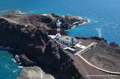 Faro de Teno, Buenavista - Tenerife_FOTOS AEREAS DE CANARIAS