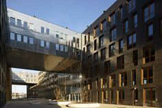 LE MONOLITHE BUILDING | Manuelle Gautrand