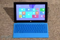 Microsoft Surface Pro 2 hands-on (video) from Engadget.