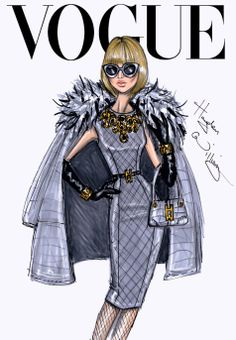 Drawn: The Fashion Illustrations Of Hayden Williams