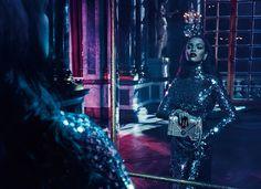Rihanna for Dior by Steven Klein